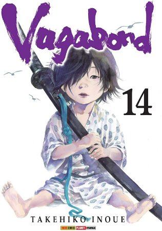 Vagabond - Volume 14 (Item novo e lacrado)