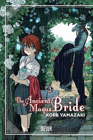 The Ancient Magus Bride - Volume 02 (Item novo e lacrado)