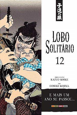 Lobo Solitário (Edição Luxo) - Volume 12 (Item novo e lacrado)