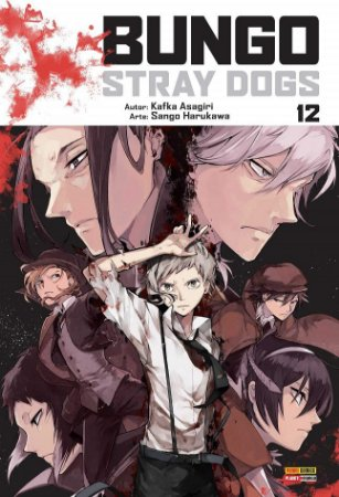 Bungo Stray Dogs - Volume 12 (Item novo e lacrado)