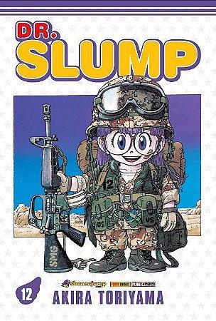 Dr. Slump - Volume 12 (Item novo e lacrado)