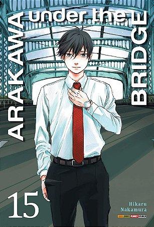 Arakawa Under the Bridge - Volume 15 (Item novo e lacrado)