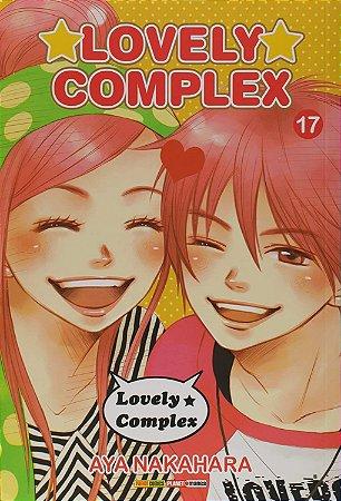 Lovely Complex - Volume 17 (Item novo e lacrado)