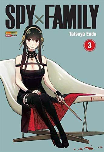Spy x Family - Volume 03 (Item novo e lacrado)