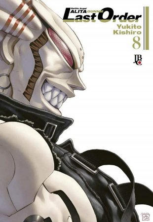 Battle Angel Alita - Last Order- Volume 08 (Item novo e lacrado)