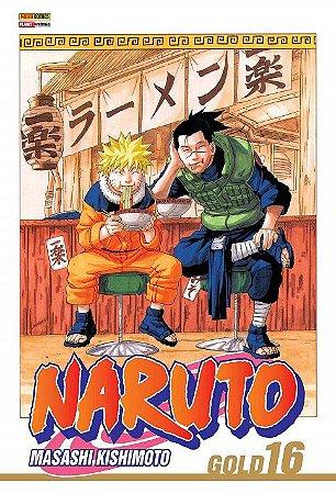 Naruto Gold - Volume 16 (Item novo e lacrado)