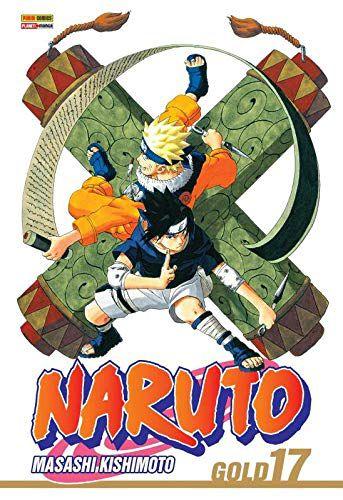 Naruto Gold - Volume 17 (Item novo e lacrado)