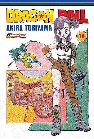 Dragon Ball - Volume 10 (Item novo e lacrado)