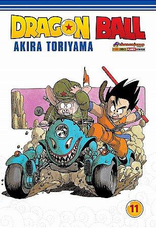 Dragon Ball - Volume 11 (Item novo e lacrado)