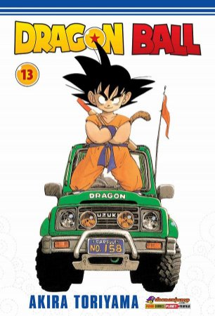 Dragon Ball - Volume 13 (Item novo e lacrado)