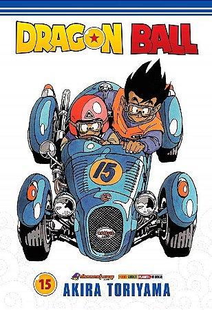 Dragon Ball - Volume 15 (Item novo e lacrado)