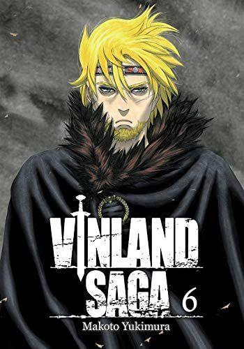 Vinland Saga : Deluxe - Volume 06 (Item novo e lacrado)