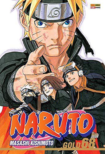 Naruto Gold - Volume 68 (Item novo e lacrado)