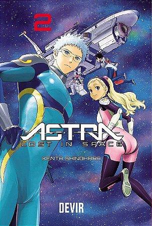 Astra Lost in Space - Volume 02 (Item novo e lacrado)