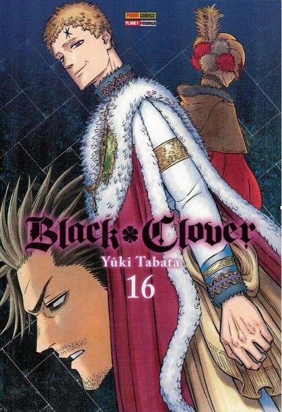 Black Clover - Volume 16 (Item novo e lacrado)