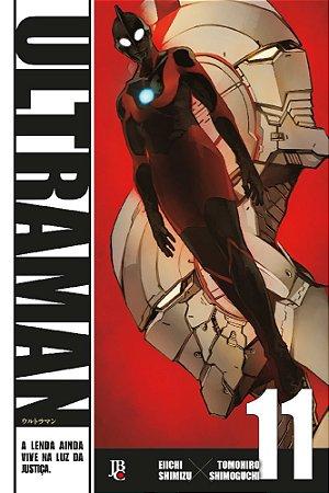 Ultraman - Volumes 11 (Item novo e lacrado)