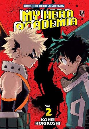 My Hero Academia - Volume 02 (Item novo e lacrado)
