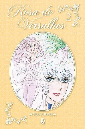 Rosa de Versalhes - Volume 02 (Item novo e lacrado)
