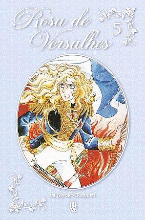 Rosa de Versalhes - Volume 05 (Item novo e lacrado)