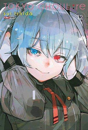 Tokyo Ghoul : re - Volume 12 (Item novo e lacrado)