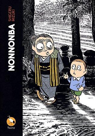Nonnonba- Volume Único (Item novo e lacrado)