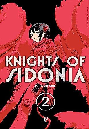 Knights of Sidonia - Volume 02 (Item novo e lacrado)