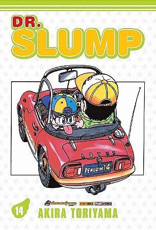 Dr. Slump - Volume 14 (Item novo e lacrado)