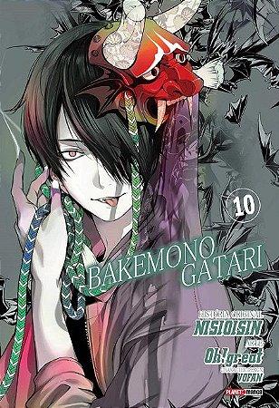 Bakemonogatari - Volume 10 (Item novo e lacrado)