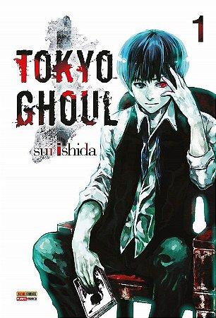 Tokyo Ghoul - Volume 01 (Item novo e lacrado)