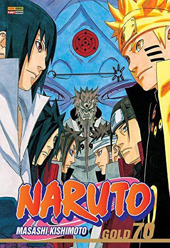 Naruto Gold - Volume 70 (Item novo e lacrado)