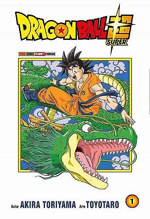 Dragon Ball Super - Volume 01 (Item novo e lacrado)