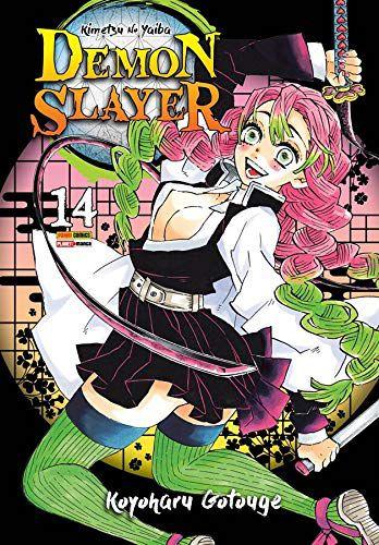 Demon Slayer : Kimetsu No Yaiba - Volume 14 (Item novo e lacrado)