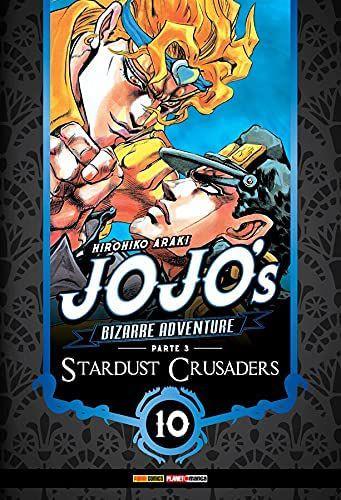 Jojo's Bizarre Adventure - Stardust Crusaders (Parte 3) - Vol. 10 (Item novo e lacrado)