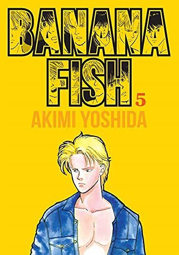 Banana Fish - Volume 05 (Item novo e lacrado)