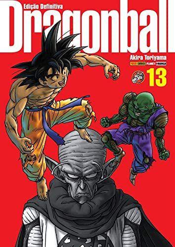 Dragon Ball - Volume 13 - Edição Definitiva (Capa Dura) [Item novo e lacrado]