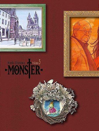 Monster - Kanzenban - Volume 05 (Item novo e lacrado)