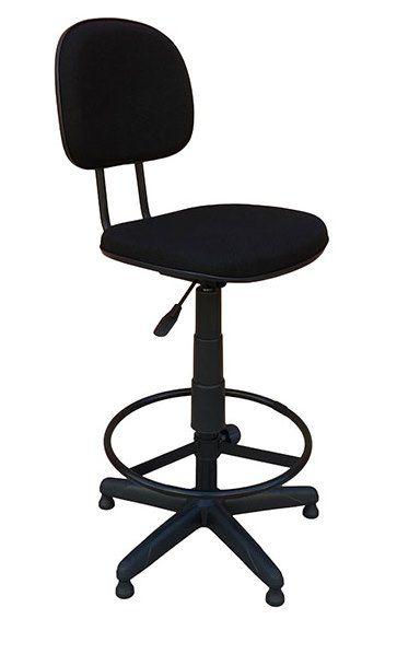 Cadeira CAIXA alta encosto fixo