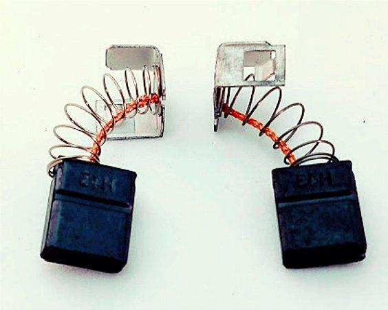 Escova Carvão Serra Circular Gks 7 Orig. Bosch - F000.611036