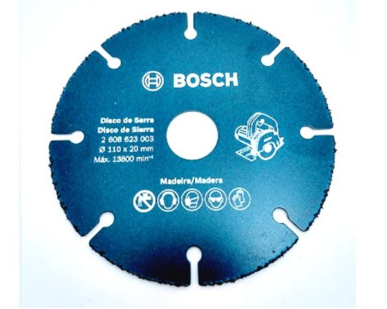 Disco de Serra Mármore Especial para Mad Bosch-26086230031