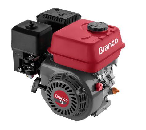MOTOR BRANCO RDP B4T H 6.5CV S/RABETA