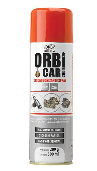 DESCARBONIZANTE ORBI SPRAY 300ML/209G