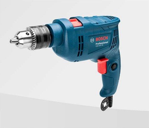 Furadeira de Impacto Bosch GSB 550 RE 550W 220V Professional