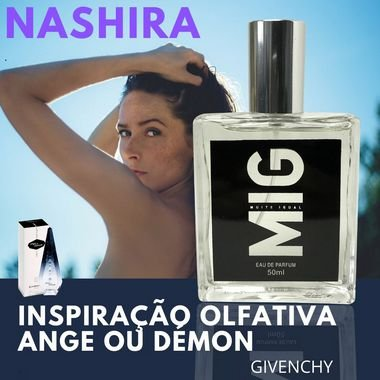 Perfume Nashira Inspirado no Ange ou Demon 50 ml
