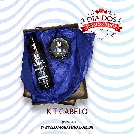 Kit Cabelo - Dia dos Namorados