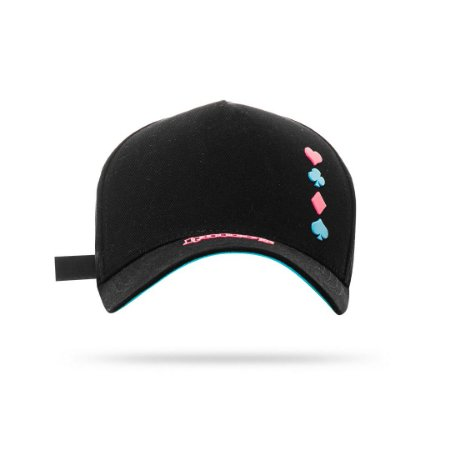 CAP NAIPES BLACK