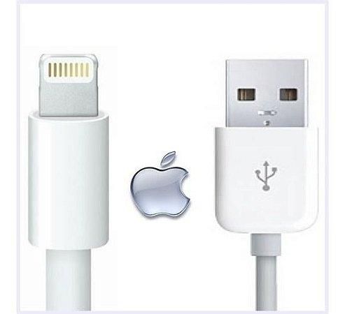 Kit 3 Cabos De Dados Carregadores Usb Celular iPhone iPad 1 Metro 7g
