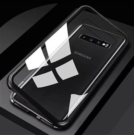 Capa Strong Magnética Luxo Smartphone Galaxy S10 Plus (6,4 polegadas)