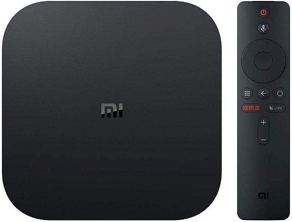 Xiaomi Mibox S 4K Android TV