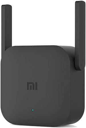 Repetidor Xiaomi Pro 300mbps Wifi Amplificador De Sinal (Preto)