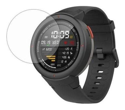 Kit 3x Películas Filme Protetora Para Relógio Xiaomi Amazfit Verge ( Gel / Silicone )